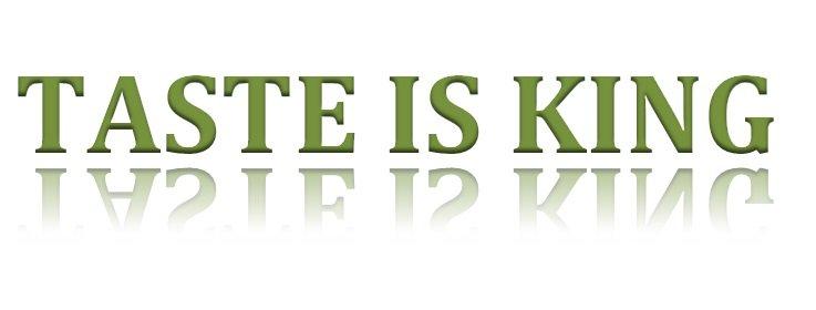 taaste is king reflective
