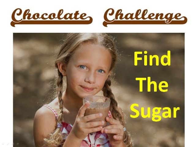 Chocolate Challenge Page 1